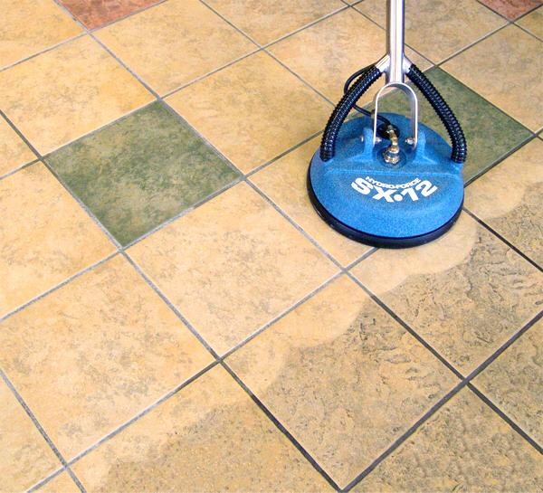 Silver Knights Floor Restoration Las Vegas Clean Grout